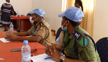 UNMISS UNPOL protection peacekeepers South Sudan peacekeeping Rule of Law SGBV Eastern Equatoria