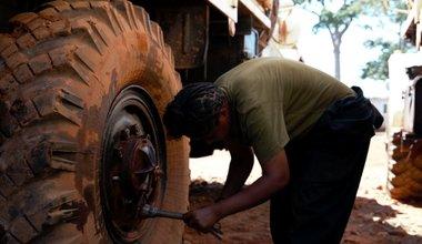 unmiss south sudan protection of civilians engineers mechanic Wau peacekeepers peacekeeping Ethiopia women