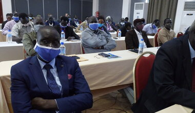 UNMISS mediation durable peace David Shearer South Sudan Jonglei Alain Noudehou