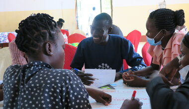 unmiss south sudan aweil youth participation employment education conflict resolution