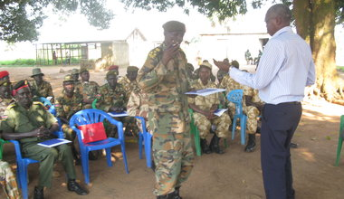 unmiss south sudan sexual violence rape conflict sspdf human rights workshop training peacekeeping