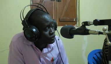 unmiss south sudan protection of civilians engineers radio coronavirus COVID-19 Bor Pibor mobile awareness raising