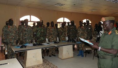 Sudan People's Liberation Army Keen to be Removed UN Child Soldiers Register