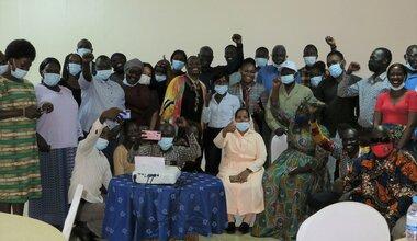 unmiss gender budget local communities central equatoria social welfare