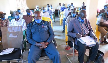 unmiss south sudan revitalized peace agreement local leaders women youth peace united nations peacekeeping peacekeepers