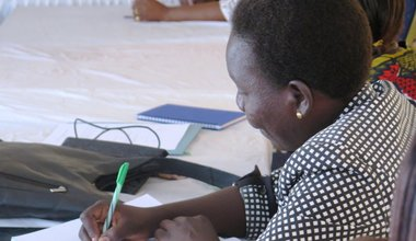 unmiss south sudan aweil women workshop