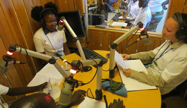 unmiss south sudan radio miraya day of the african child protection early marriages child soldiers