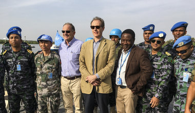 """UN Assistant Secretary-General condemns """"terrible"""" rights situation in South Sudan"""