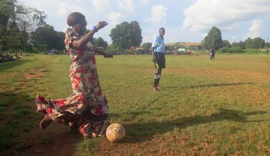 UN Sports for Peace event unites communities in troubled Maridi region