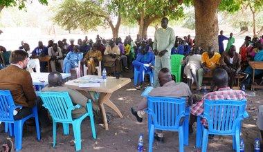 unmiss civil affairs cattle migration tensions pastoralists farmers gogrial tonj wau agreement forum january south sudan 2018