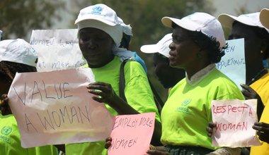 unmiss south sudan torit international women's day radio miraya