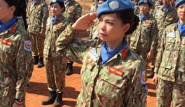 unmiss south sudan medals vietnam medical staff history first bentiu