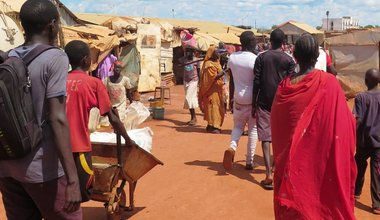 unmiss south sudan internally displaced persons wau returnees obstacles safety housing basic services