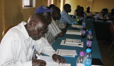 unmiss south sudan yei media practitioners reporting workshop accuracy objectivity