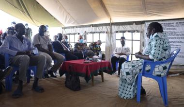 unmiss protection of civilians Warrap Tonj cattle raids intercommunal clashes