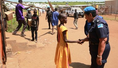 unmiss south sudan first ever female police commissioner protection of civilians 25 May 2018