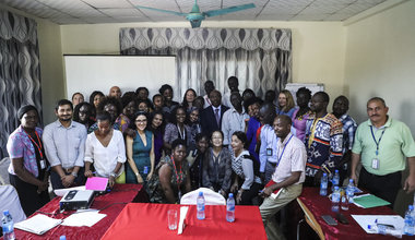 UNMISS committed to enhancing understanding of gender perspectives in South Sudan