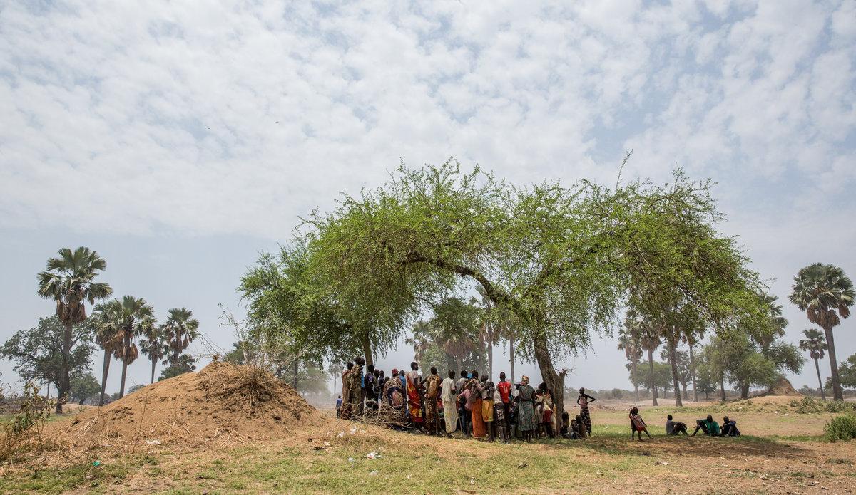 UNMISS facilitates Dinka – Bor and Murle peace conference