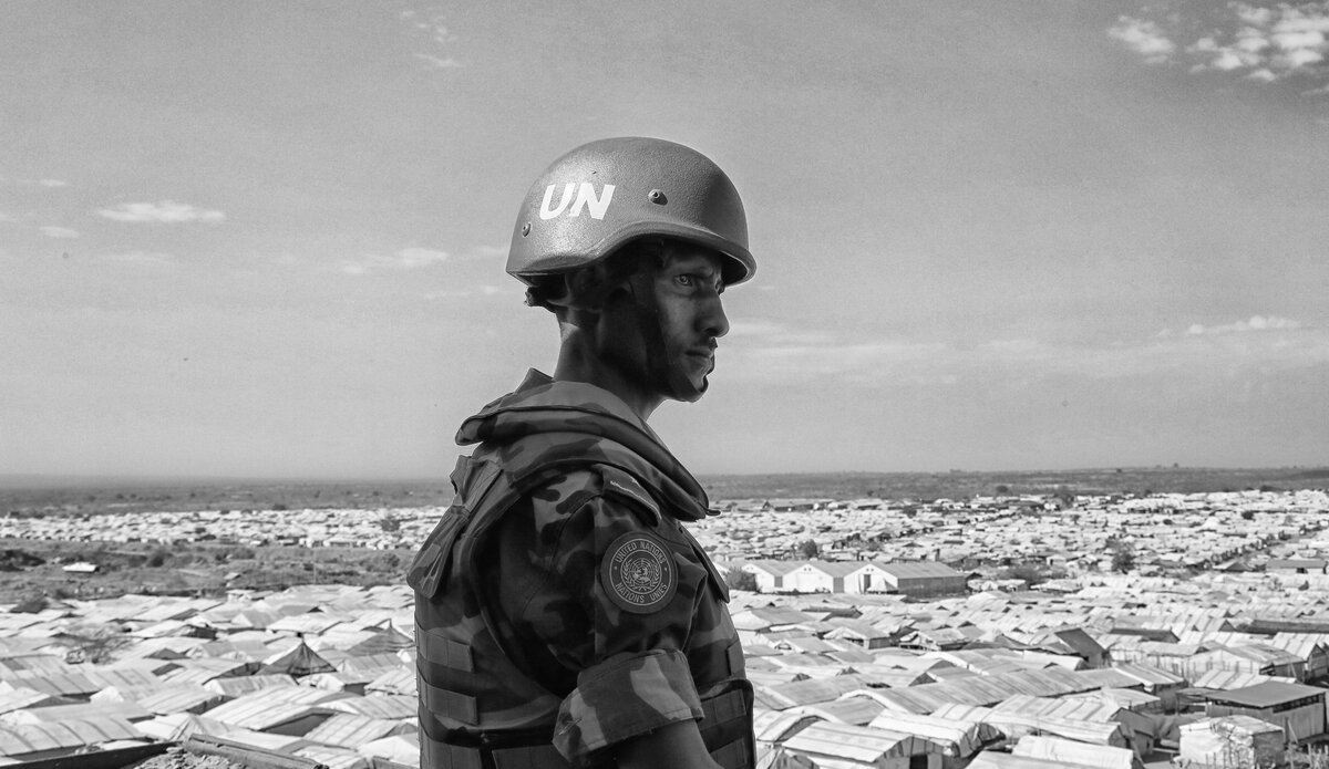 UNMISS Protection of Civilians Military South Sudan Troops