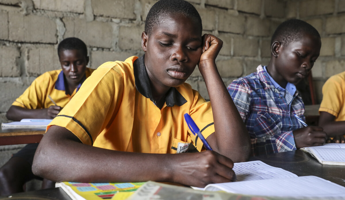 South Sudan Global Goals UNMISS Peacekeepers Peacekeeping Education