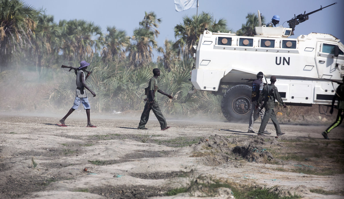 Agreement to stop fighting in South Sudan needs to be upheld