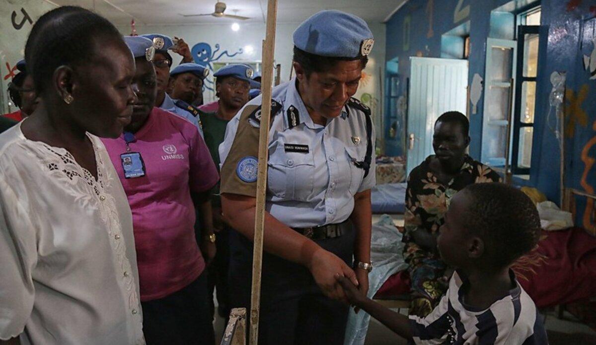 unmiss police unpol police commissioner unaisi bolatolu-vuniwaqa south sudan fiji women peace security leader