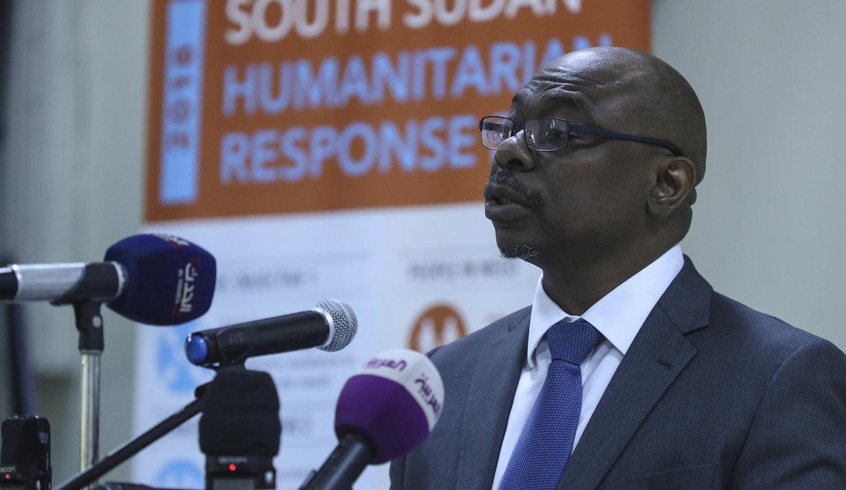 Ten aid workers missing in South Sudan