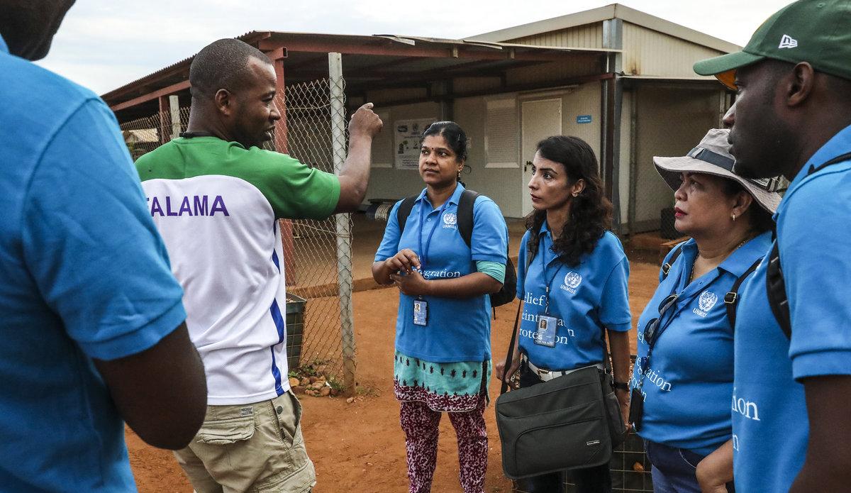 unmiss juba south sudan akobo unv united nations volunteers profile ratha pathmanathan sir lanka displaced people refugees