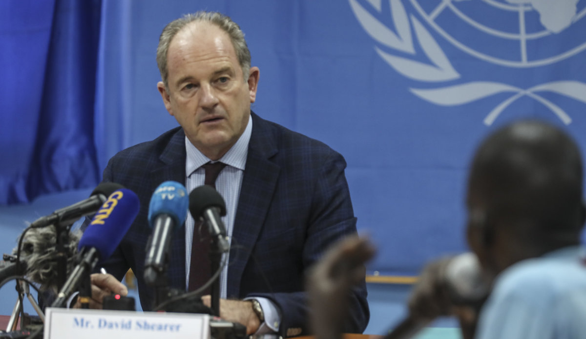 unmiss south sudan juba srsg david shearer press conference 9 march 2020 near verbatim q&a