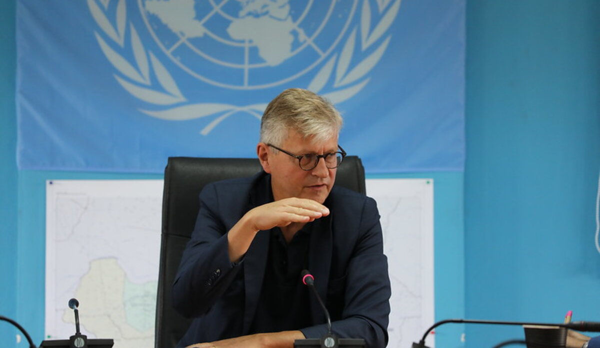 UNMISS Jean-Pierre Lacroix peace operations south sudan humanitarian peacekeeping elections women conflict peace united nations