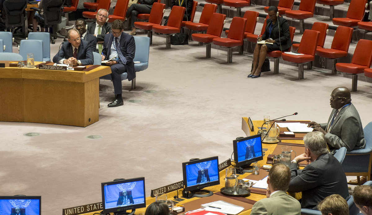 """Unity of purpose"" needed in South Sudan peace process in face of ""narrow"" space for compromise"