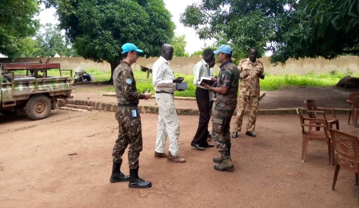 UNMISS clashes conflict violence South Sudan Tonj peacekeepers peacekeeping floods
