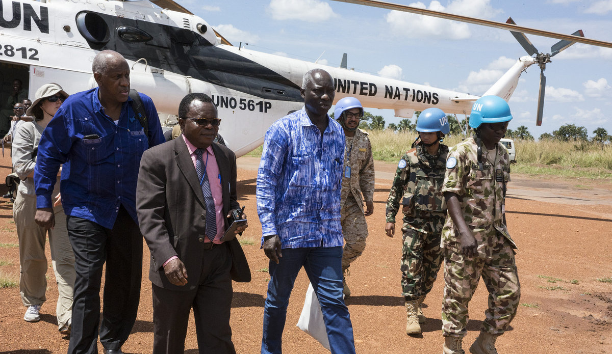 Statement by Adama Dieng, United Nations Special Adviser on the Prevention of Genocide, on the situation in South Sudan