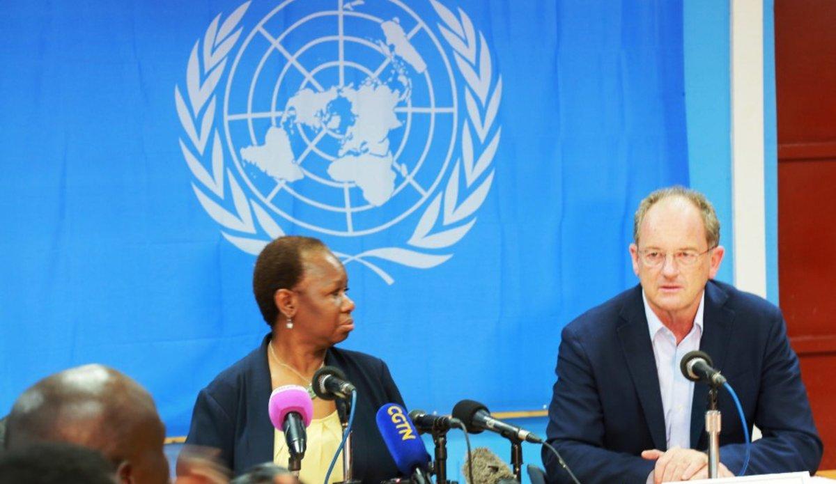 Near verbatim of ASG Bintou Keita's opening statement at UN Tomping Base in Juba, South Sudan 19 April 2018