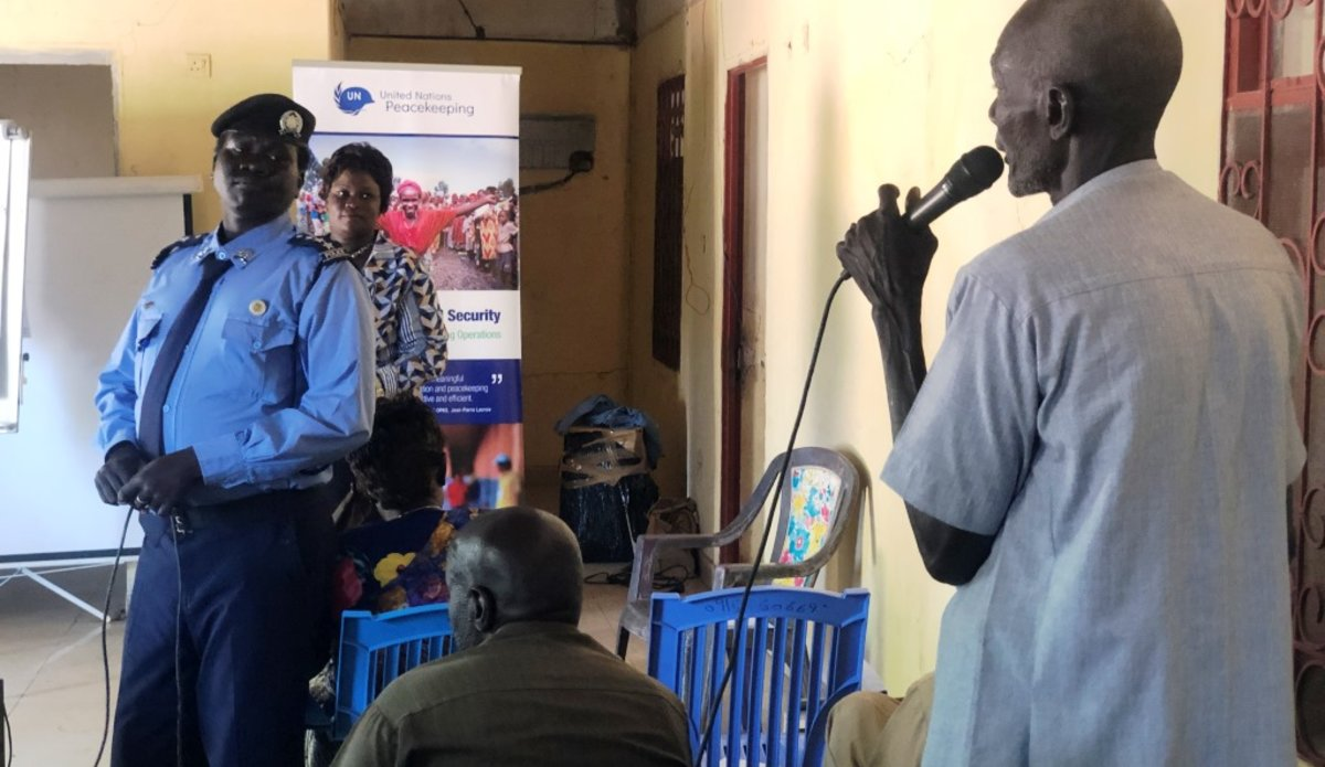 unmiss south sudan unity northern liech sexual gender-based violence seminar msf report human rights december 2018