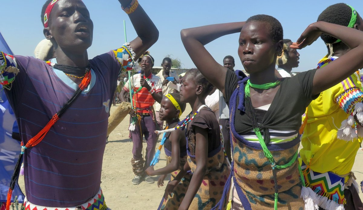 Calls to end violence against women and girls as 16 days of activism get underway in Malakal