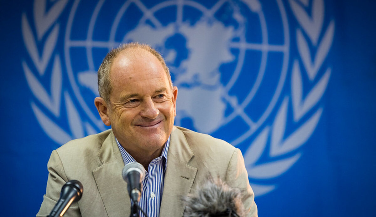UNMISS David Shearer Press Conference Juba Protection of Civilians