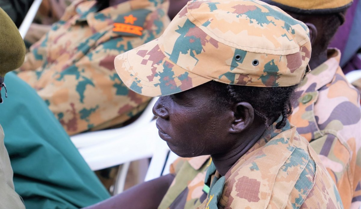 unmiss south sudan child soldiers opposition forces release reintegration child protection unit jonglei mogok