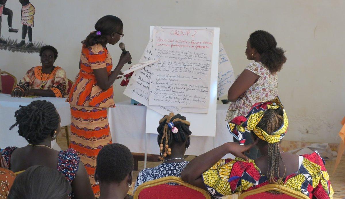 unmiss south sudan rumbek revitalised peace agreement workshop