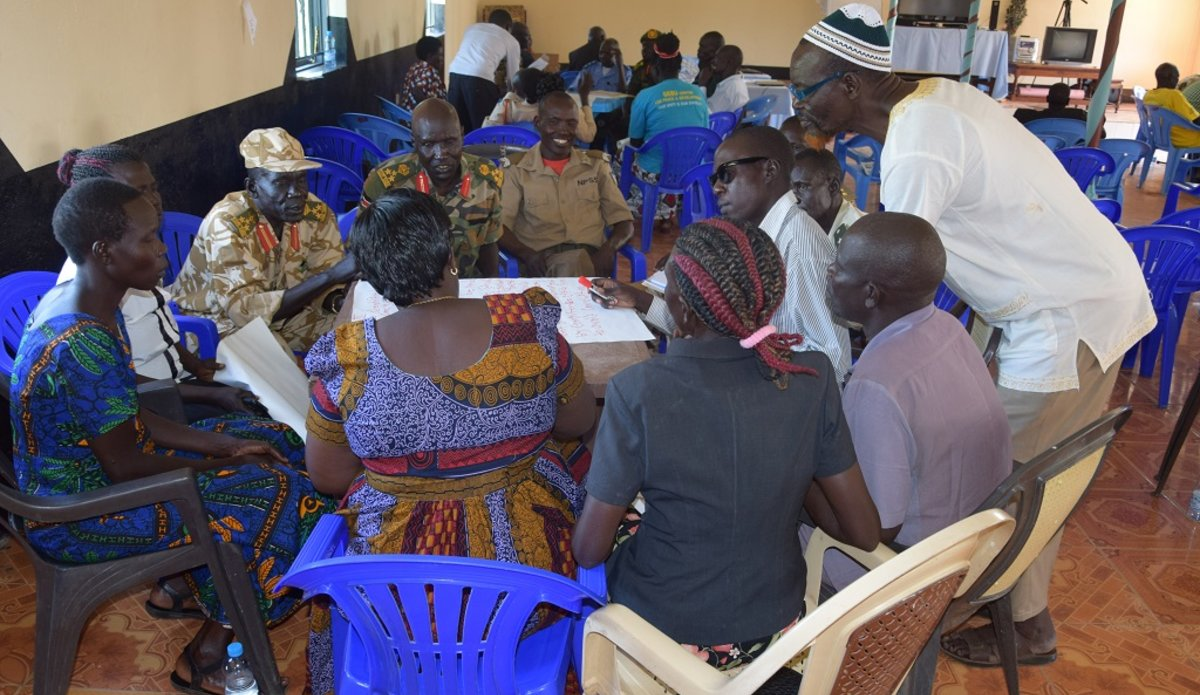 civil-military dialogue magwi torit south sudan unmiss eastern equatoria protection of civilians