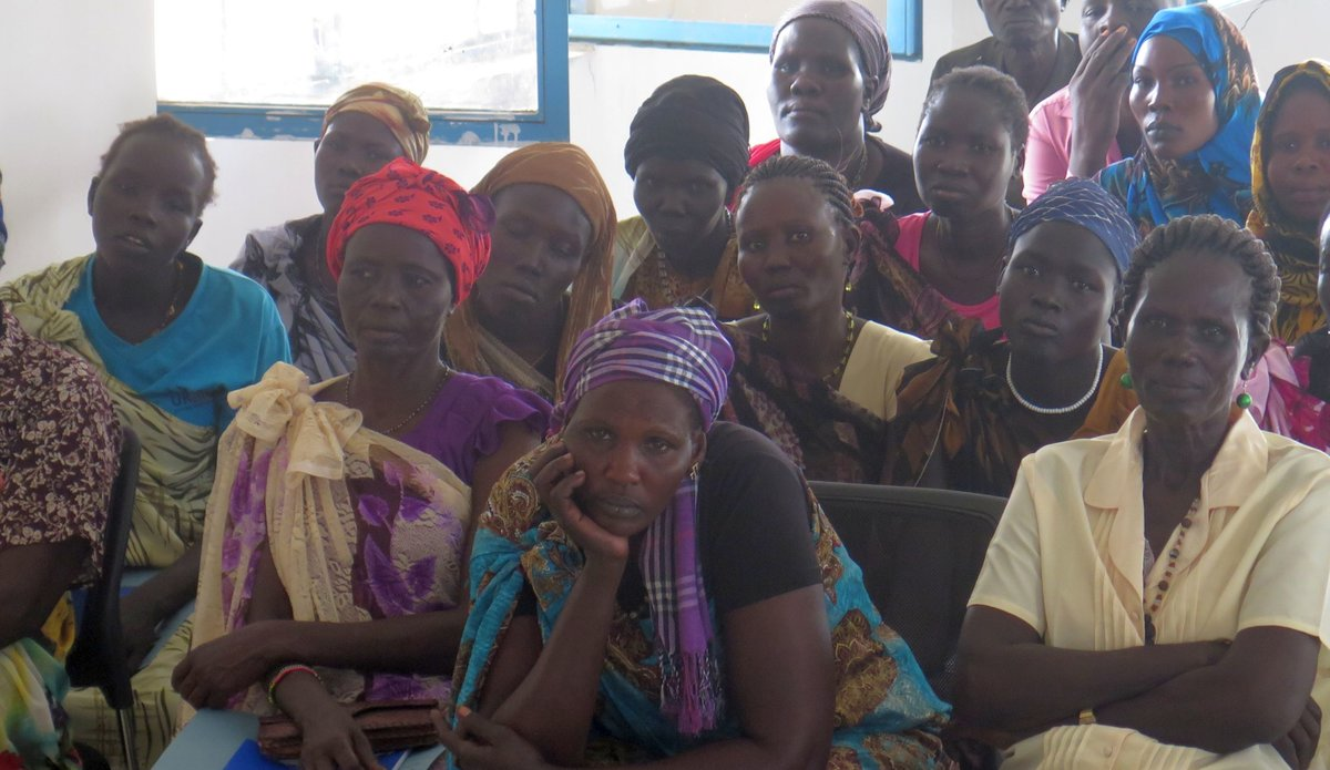 As displaced people return to Kodok in Upper Nile, need for assistance increases