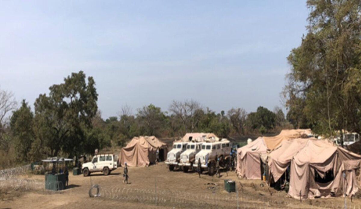 UNMISS protection of civilians displaced civilians peacekeepers South Sudan peacekeeping conflict