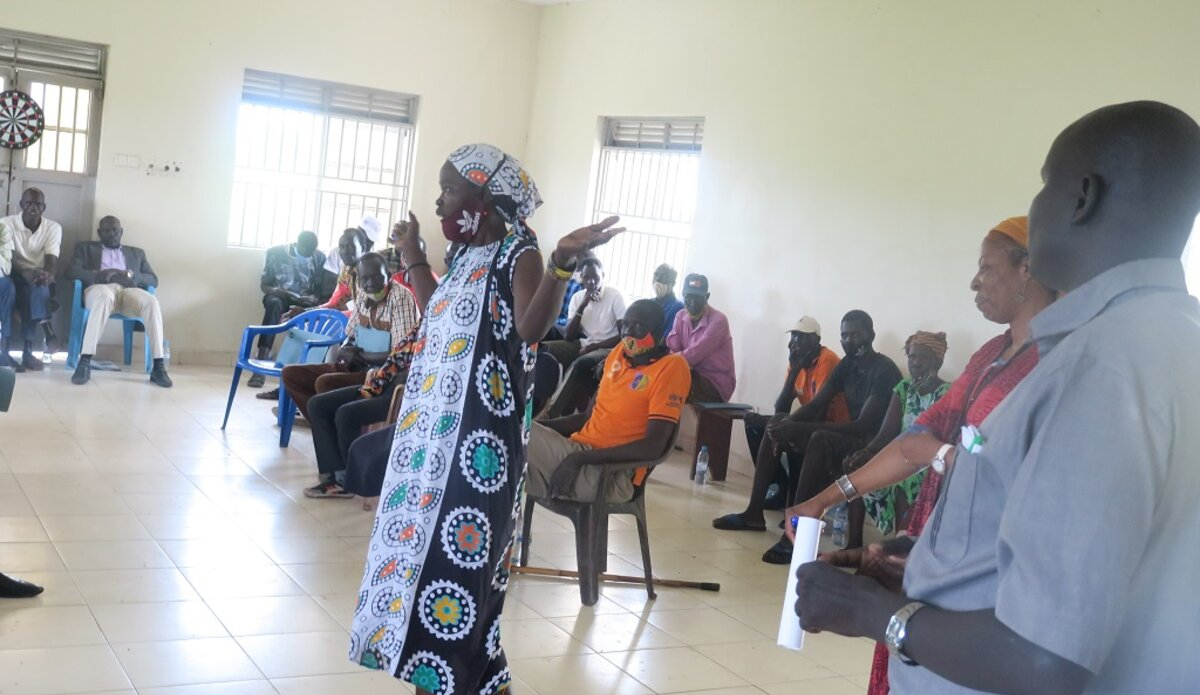 unmiss south sudan unity state koch county women peace security rights political representation