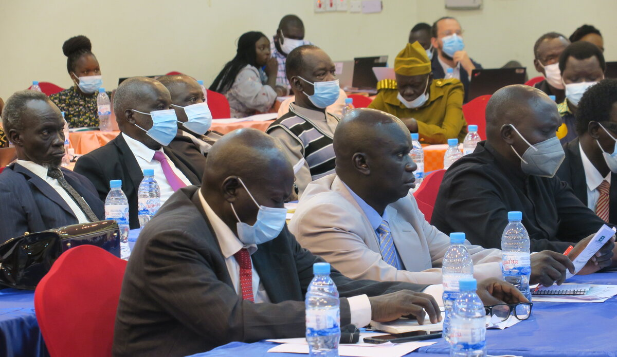 UNMISS protection of civilians peace process dialogue central equatoria juba peacekeepers united nations peacekeeping