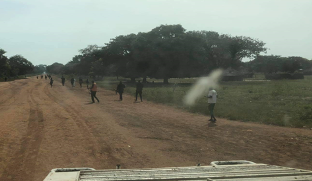 UNMISS protection of civilians intercommunal clashes peacekeepers South Sudan peacekeeping Nepal intercommunal clashes