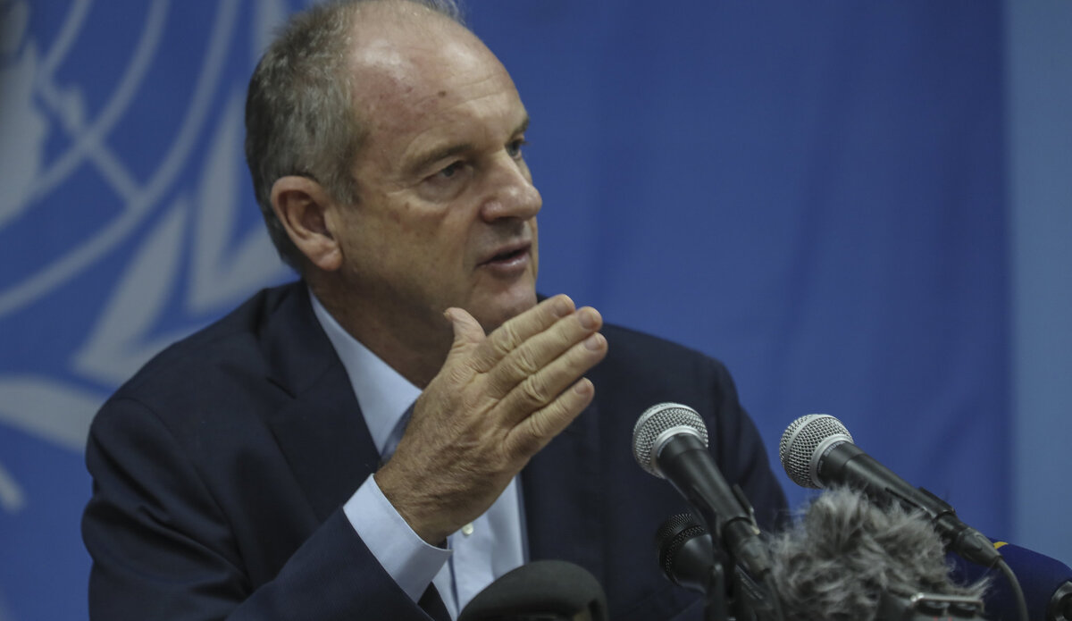David Shearer, Head of UNMISS, has briefed the Security Council and flagged the risk of local power vacuums and food insecurity increasing intercommunal fighting