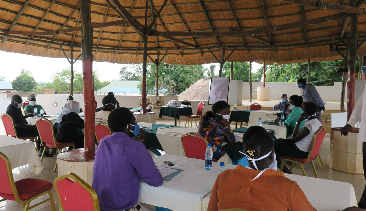 unmiss south sudan northern bahr el ghazal state government unity reconciliation social cohesion forum
