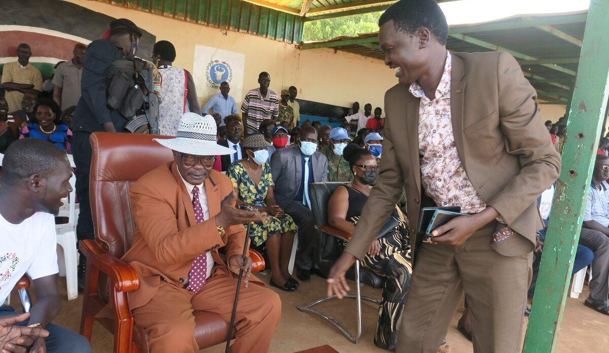 South Sudan 10 years independence day UNMISS United Nations Kuajok Warrap
