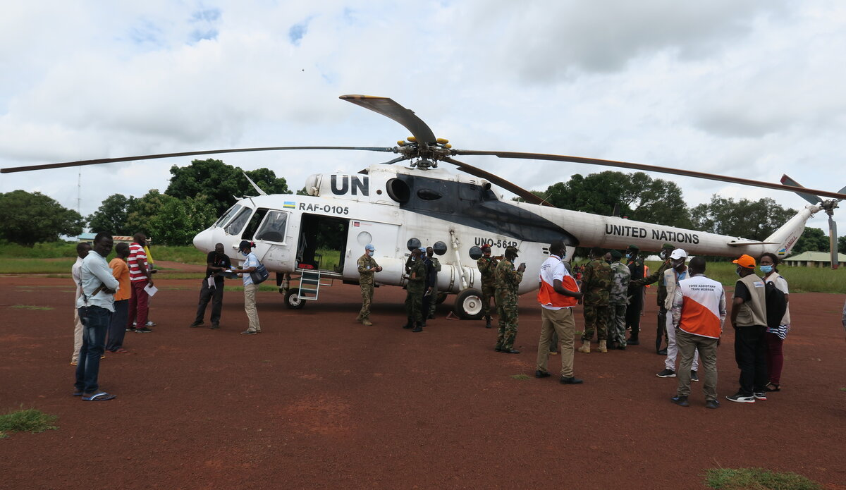 UNMISS protection of civilians humanitarian aid displaced civilians peacekeepers South Sudan peacekeeping Tambura western equatoria conflict armed groups Joint Defence Board
