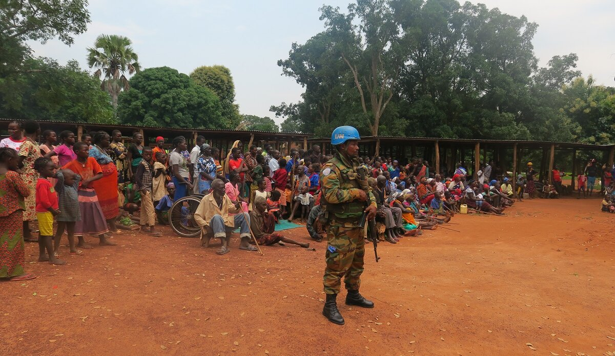 UNMISS protection of civilians IDP displaced civilians peacekeepers South Sudan peacekeeping Western Equatoria intercommunal conflict